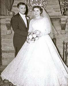 Edward & Betty Lou Dlabik February 20, 1960