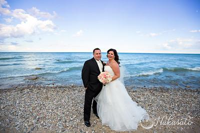 Jen & Erik {wedding day}