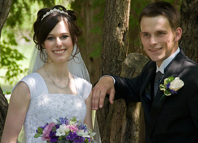 Jen and Tim - Toronto. Copyright © 2008 Alex Emes