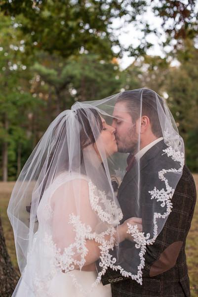 Jena & Tom's Wedding - Oct 18, 2015