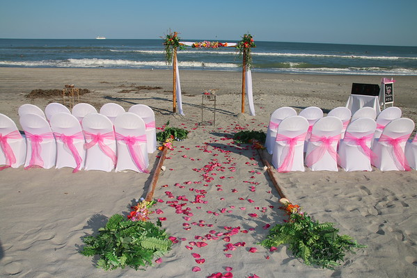 Jena and Christopher's Cape Canaveral Wedding!