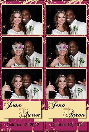 Jena & Aaron