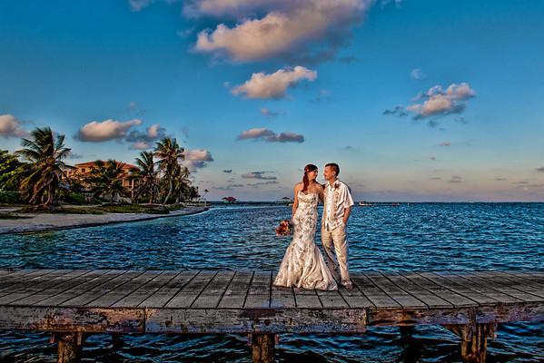 Jenifer & Harold - Wedding - Belize - 15th of May 2016