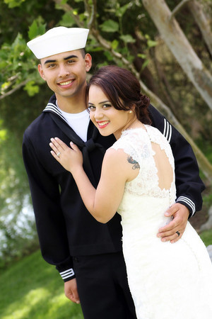 Jenize and Eduardo