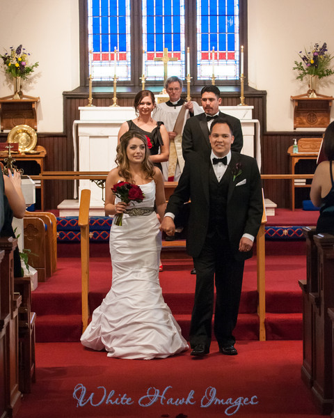 Jenn & Randy's Wedding - June 9, 2012