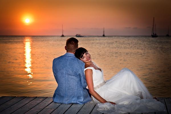 Jenna & Ben - Wedding - Belize - 18th of February 2017