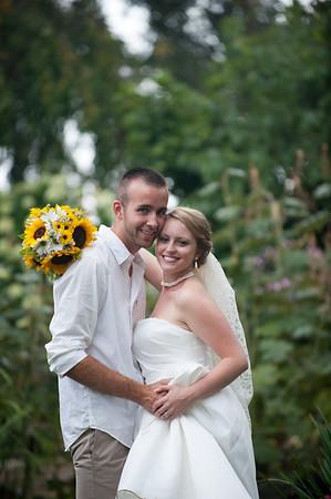 Jenna + Justin. Union Mills Homestead Wedding.