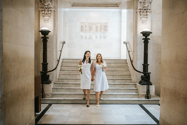 Jenna & Marija's Wedding Day (10 June 2018)