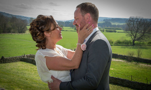 Jenna and Jim Wedding Cavendish Hotel Baslow