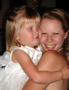 Laura and Emily - Radford, VA ... July 3, 2005 ... Photo by Rob Page III