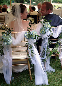 The newlyweds - Radford, VA ... July 3, 2005 ... Photo by Rob Page III