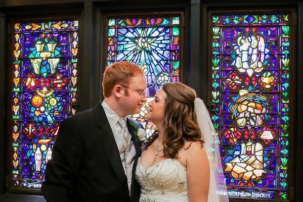 Jennifer + Joel = Married!