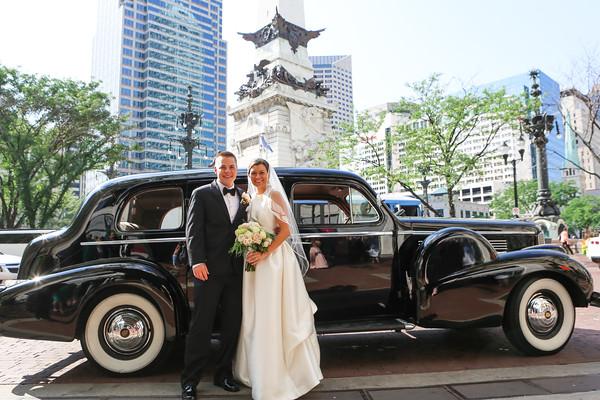Jennifer + Matt = Married!