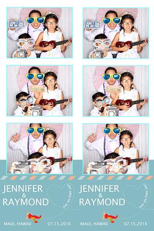 Jennifer & Raymond