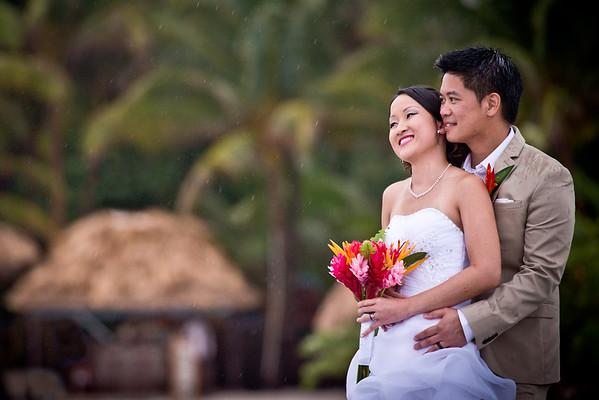 Jennifer & Tim - Wedding - Belize - 14th of November 2015