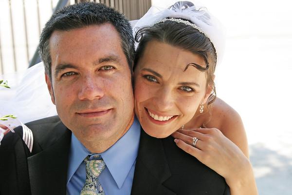 Introducing Mr. & Mrs. Harrison