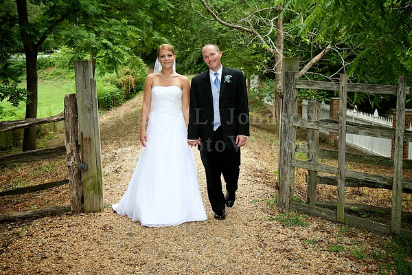 Jennifer + Chris: Williamsburg Wedding Photography