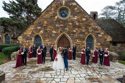 Jennifer and Mark Wedding Day-231