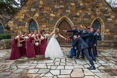 Jennifer and Mark Wedding Day-235