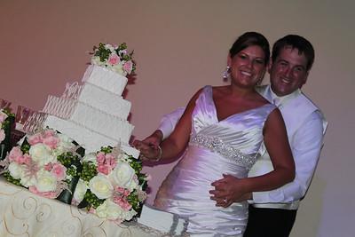 Jennifer and Matt's Wedding Reception