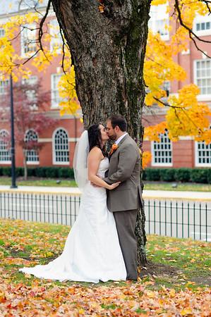 Jennifer and Steve Wedding