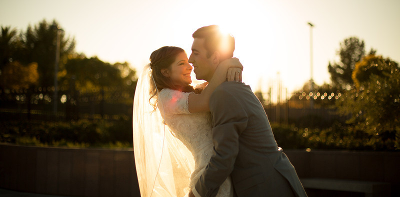 Jennifer & Austin Wedding Bridals 155