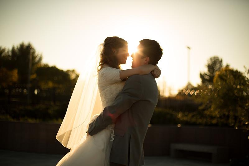 Jennifer & Austin Wedding Bridals 163