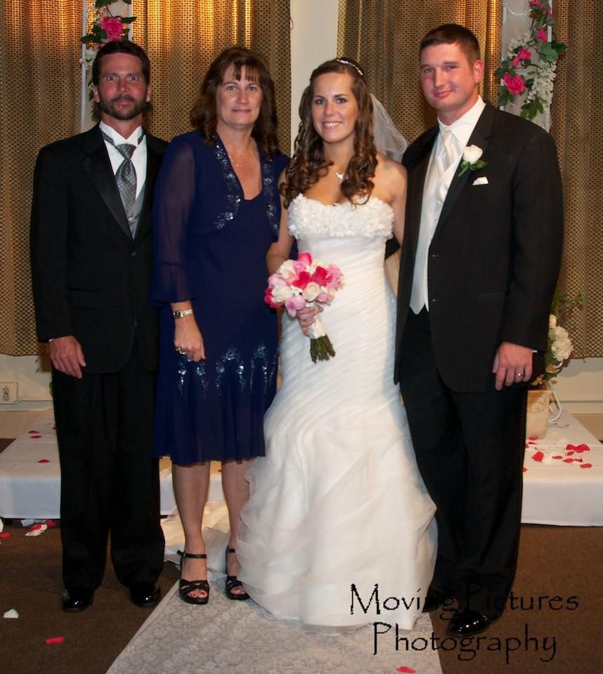 Jennifer & Casey Wedding