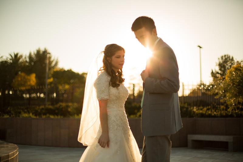 Jennifer & Austin Wedding Bridals 177
