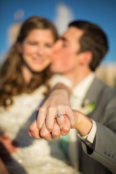 Jennifer & Austin Wedding Bridals 142