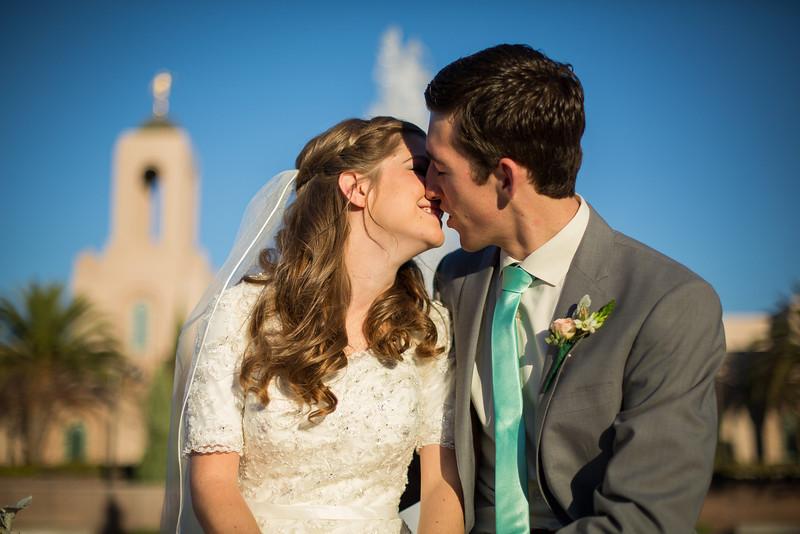 Jennifer & Austin Wedding Bridals 127
