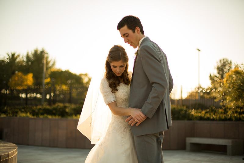 Jennifer & Austin Wedding Bridals 179