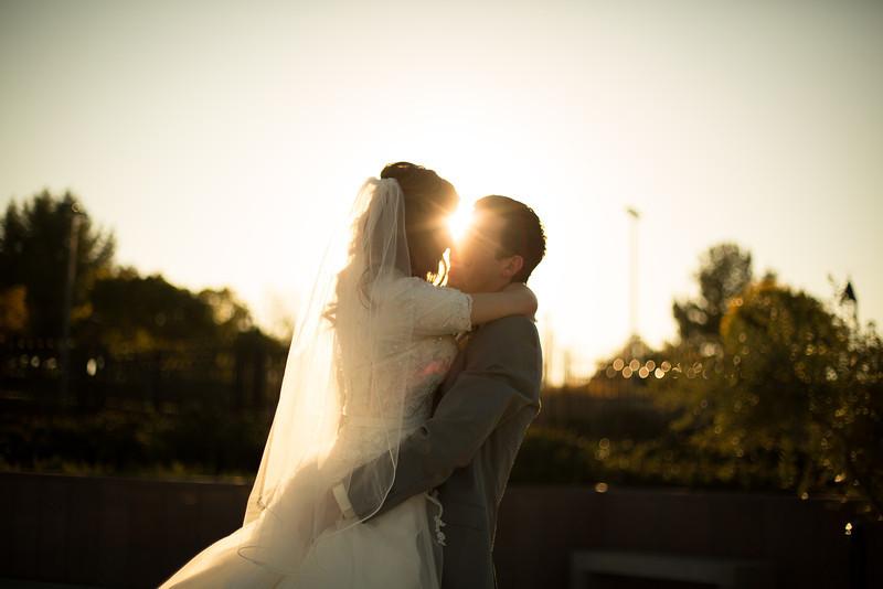 Jennifer & Austin Wedding Bridals 160