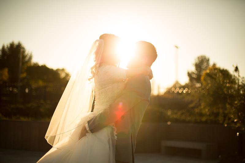 Jennifer & Austin Wedding Bridals 165
