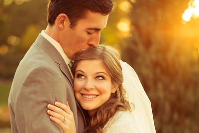 Jennifer & Austin Wedding Portraits