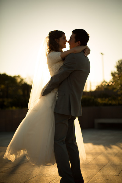 Jennifer & Austin Wedding Bridals 174