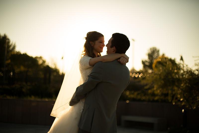 Jennifer & Austin Wedding Bridals 167