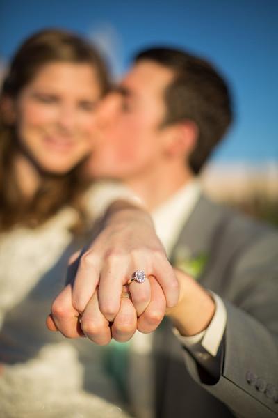 Jennifer & Austin Wedding Bridals 137