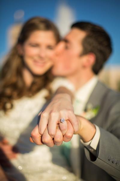 Jennifer & Austin Wedding Bridals 141