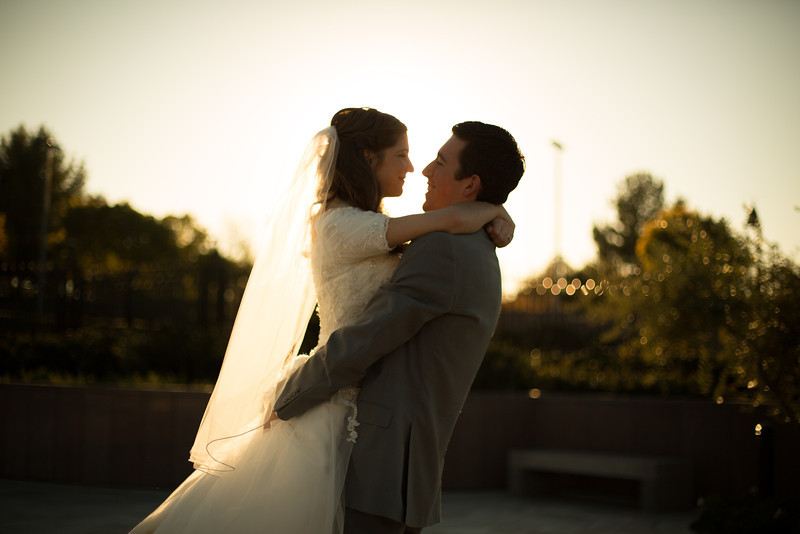 Jennifer & Austin Wedding Bridals 166