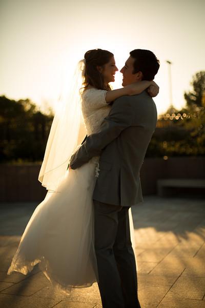 Jennifer & Austin Wedding Bridals 170