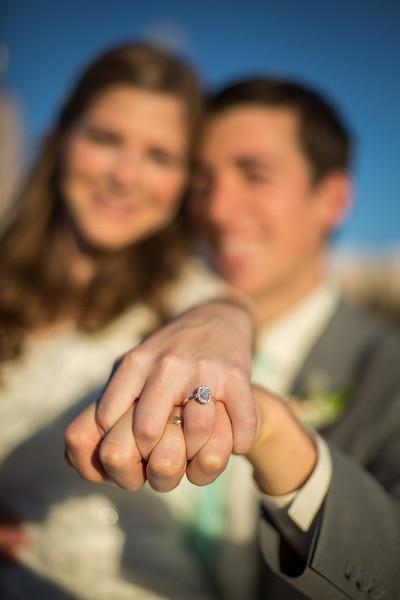 Jennifer & Austin Wedding Bridals 136