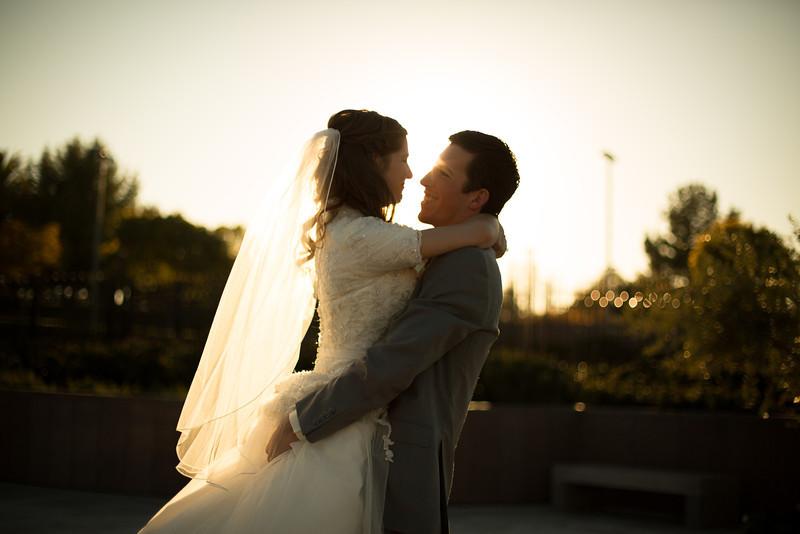 Jennifer & Austin Wedding Bridals 164
