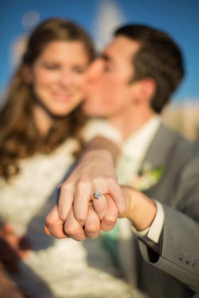 Jennifer & Austin Wedding Bridals 147