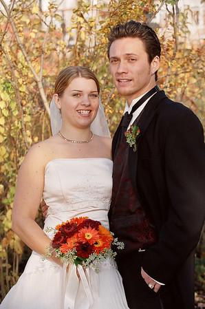 Jennifer/Clay Wedding Oct 28 2006