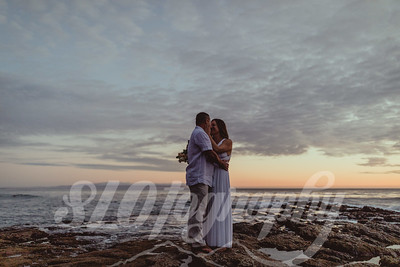 Jenny+Earl ~ Married at the Cliffs