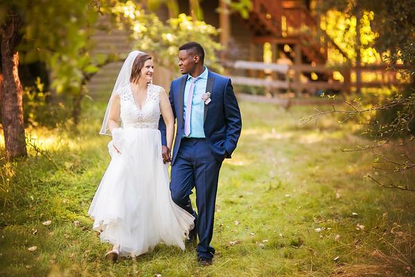 Jenny & Ghislain {Wedding} July 23, 2016