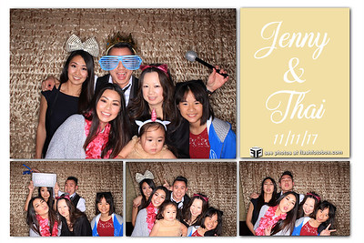Jenny & Thai Wedding - November 11, 2017