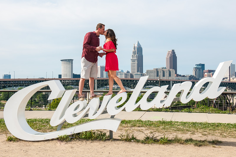 Jeremy & Amanda Cleveland Save the Date