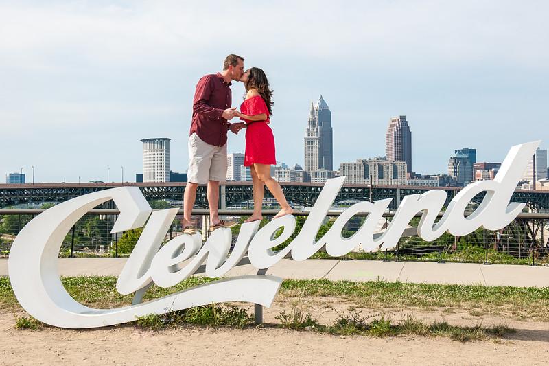 Jeremy & Amanda Cleveland Save the Date